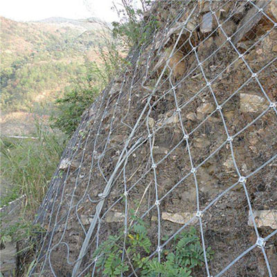 slope protection net