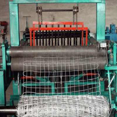 warp and weft machine